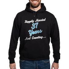 37 Year anniversary Hoody