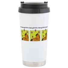Unique Horses Travel Mug