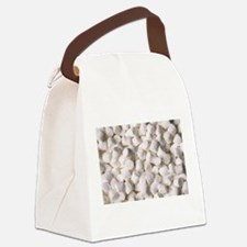 Unique Cocoa Canvas Lunch Bag