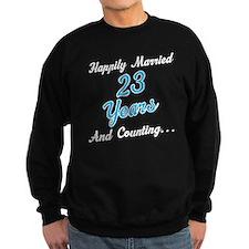 23 Year anniversary Sweatshirt