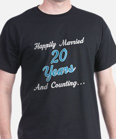 20 Year anniversary T-Shirt