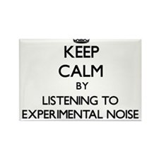 Keep calm by listening to EXPERIMENTAL NOISE Magne