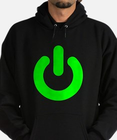 Unique Nerds r cool Hoodie (dark)