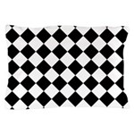 Diamond Black White Pillow Case
