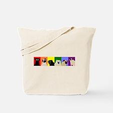 PugPride Tote Bag