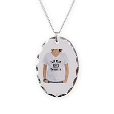 Flip Flop University 2014 Mode Necklace