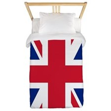 Cute London Twin Duvet