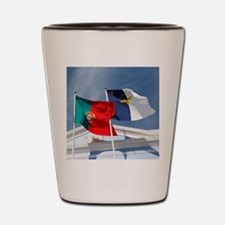 Portugal and Azores Shot Glass