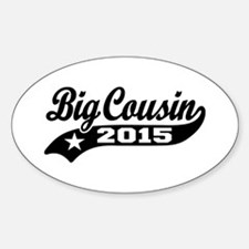 Big Cousin 2015 Decal