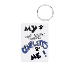 For the cat lover! Keychains