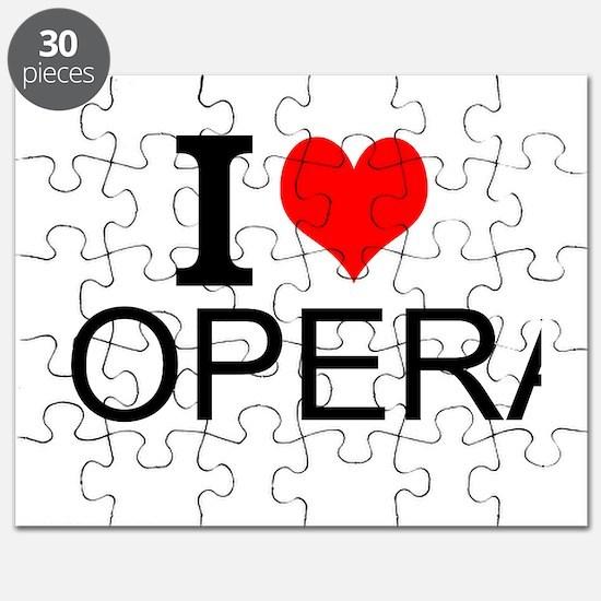 I Love Opera Puzzle