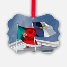 Portugal and Azores Ornament