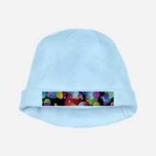 Circles baby hat