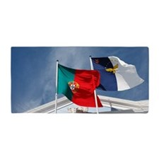 Portugal and Azores Beach Towel