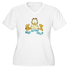 Beyond Help Garfield T-Shirt