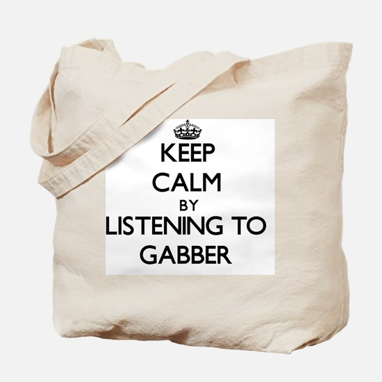 Cool Gabor Tote Bag