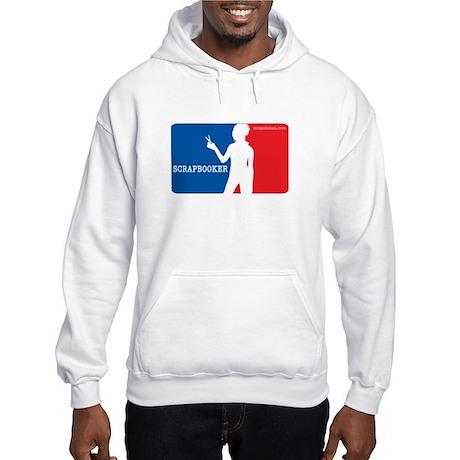 Major League Scrapbooker Hooded Sweatshirt