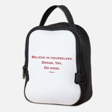 Mr. Feeny Quote Neoprene Lunch Bag