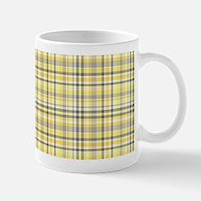 Cute Yellow gray Mug