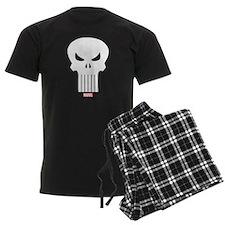 Punisher Skull Pajamas