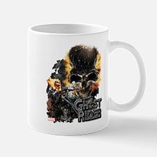 Ghost Rider Skull Mug