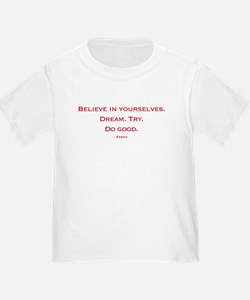 Mr. Feeny Quote T-Shirt