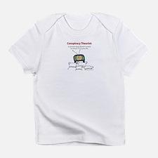 Cute News media Infant T-Shirt