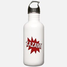 Cute Zap Water Bottle