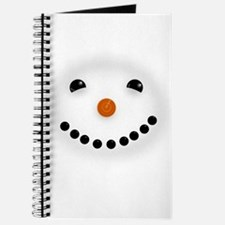 Snowman Face DARKS Journal