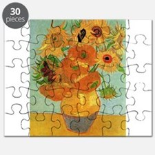 Unique Van gogh Puzzle