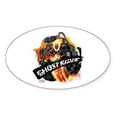 Ghost Rider Flames Decal