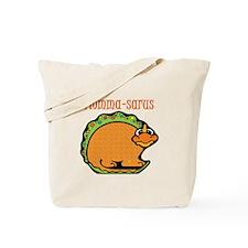 Momma-saurus Tote Bag