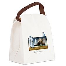 Got Ottermilk? Canvas Lunch Bag