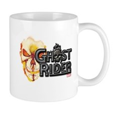 Ghost Rider Logo Mug