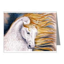 Andalusian Horse Note Cards
