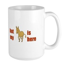 Greenville Large Homesick Mug
