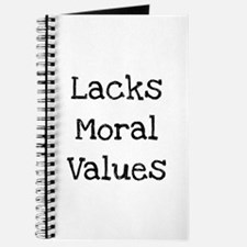 Cute Values morals Journal