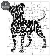 Unique Participate Puzzle