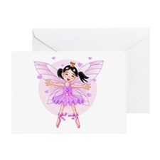 Ballet Finale Greeting Card
