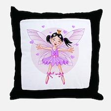 Ballet Finale Throw Pillow
