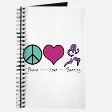 Peace- Love- Running Journal