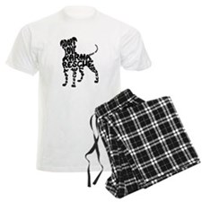 Paws for Life 1st Design Pajamas
