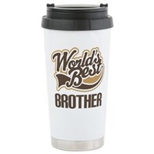Cute Best brother Travel Mug