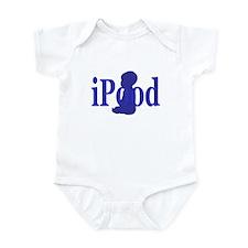 iPood Boys Infant Bodysuit