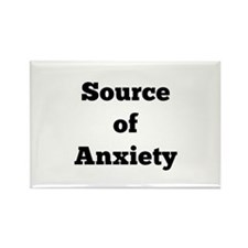 Source of Anxiety Magnets
