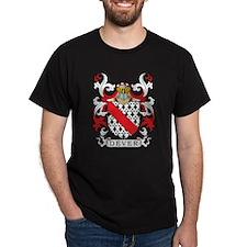 Dever Family Crest T-Shirt