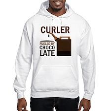 Curler Fueled by chocolate Hoodie