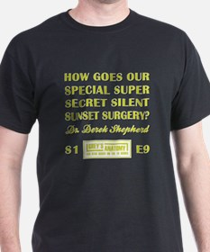 HOW GOES OUR... T-Shirt