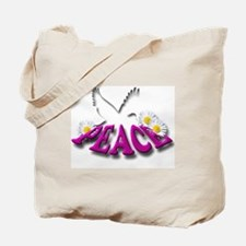 Unique Peace in the middle east Tote Bag