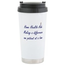 Cute Hospice nursing assistant Travel Mug
